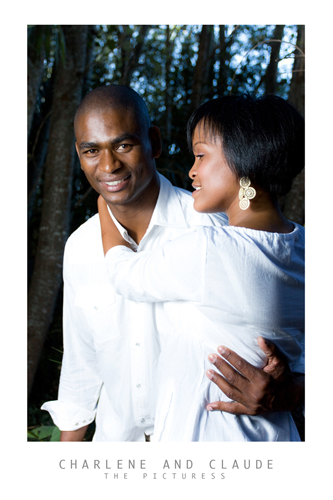 Engagement Shoot at D'Aria in Durbanville