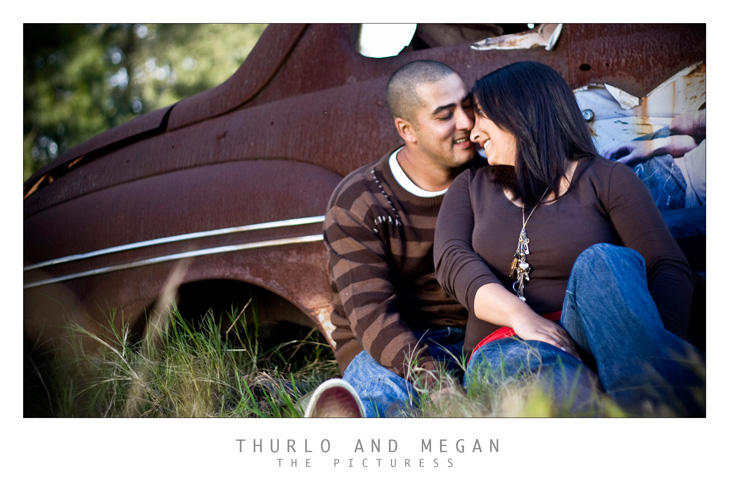 Engagement Shoot with Megan and Thurlo
