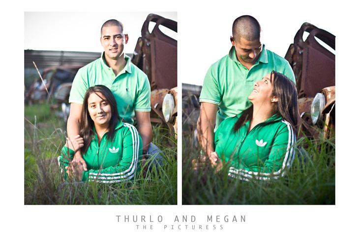 Pre wedding photo's in Cape Town