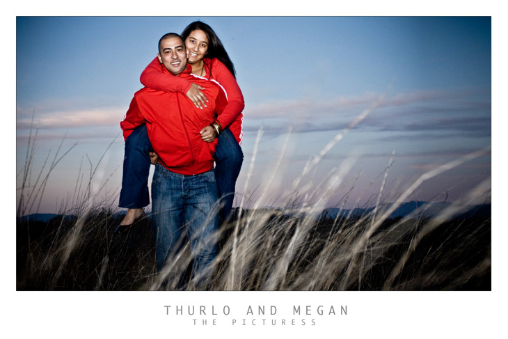 Engagement Photo's in Cape Town