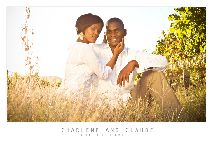Charlene & Claude Engagement Shoot