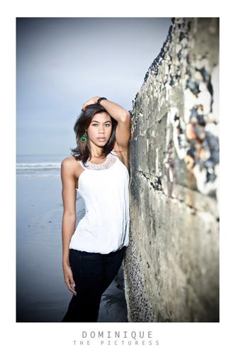 Modeling Portfolio Photographs