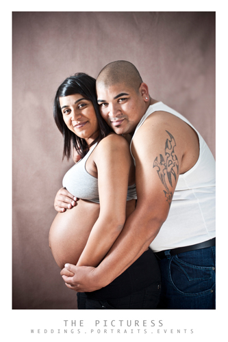 Cape Town Maternity Photo's