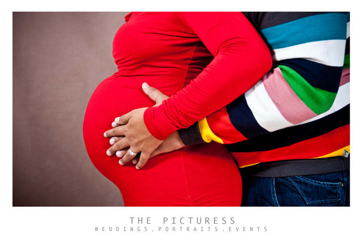Maternity Photo's in Cape Town