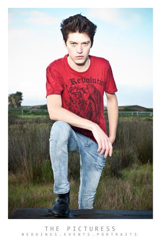 Cape Town Model Photo's