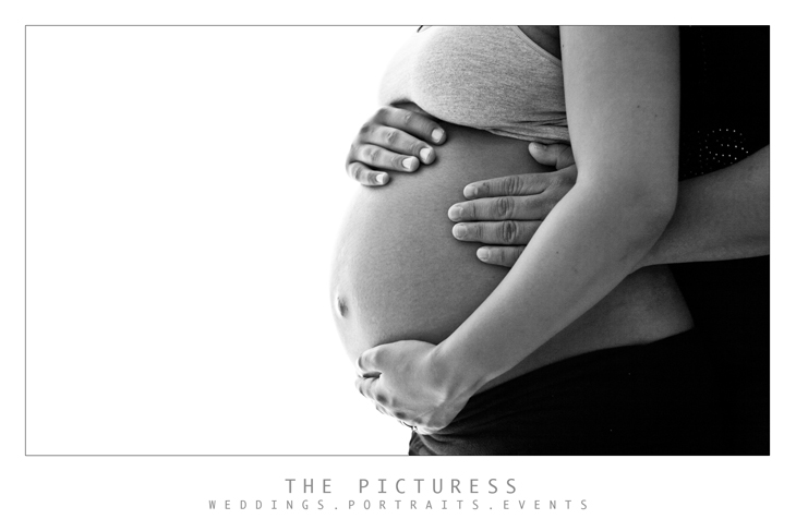 Cape Town Photographer for Maternity Shoot