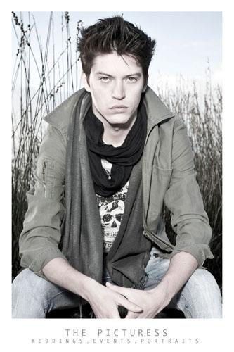 Modeling Portfolio Photo's in Cape Town