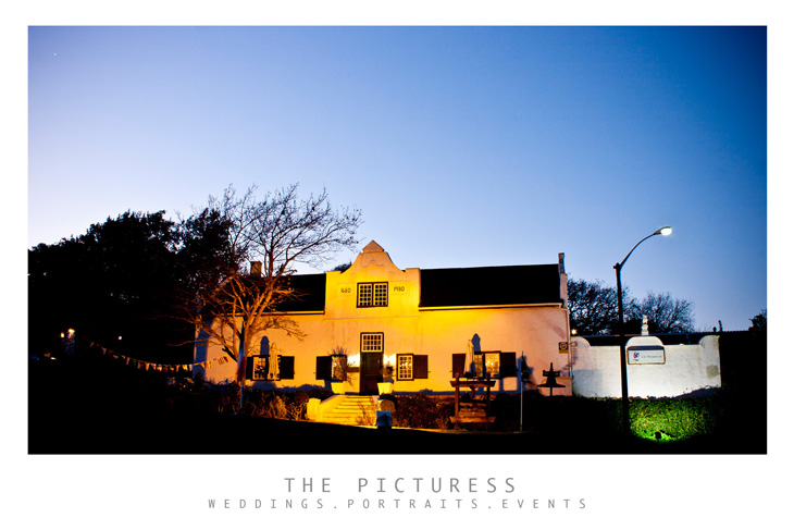 Cape Town based wedding photographer