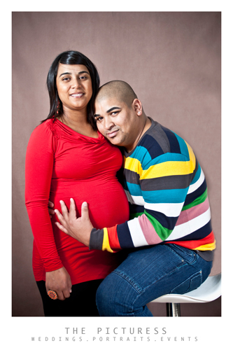 Maternity Shoot in Cape Town