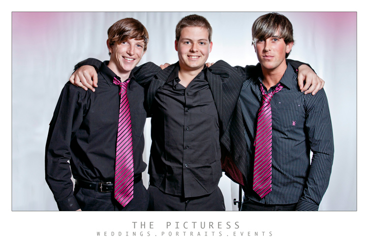 Cape Town Matric Dance Photo's