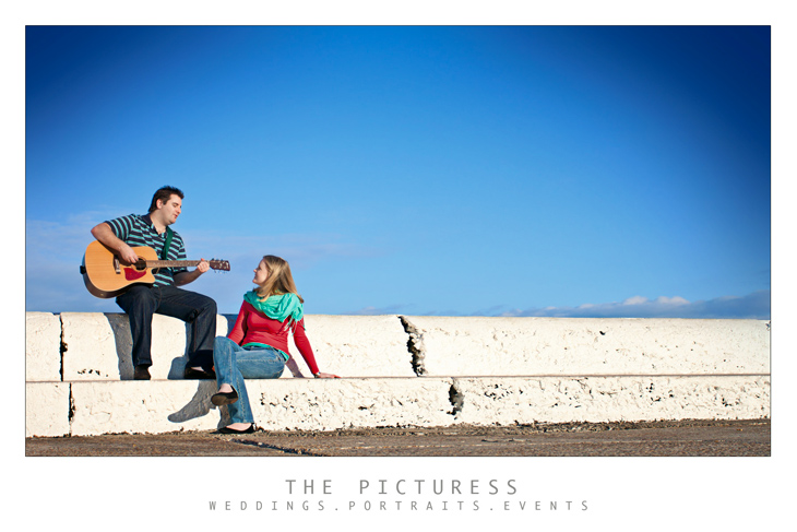 Cape Town Pre Wedding Photographs