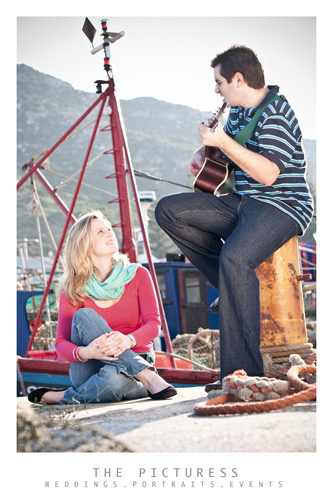 Kalk Bay Harbour Shoot