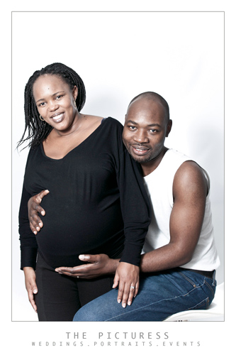 Pregnancy Photo's in Cape Town
