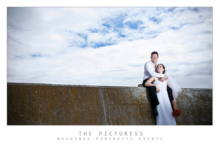 Wedding Photos at The Radisson Hotel in Cape Town