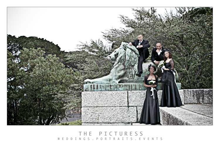 Cape Town Wedding Pictures