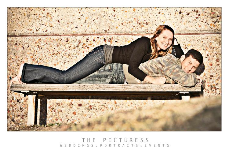 Engagement Photos on Blouberg Beach