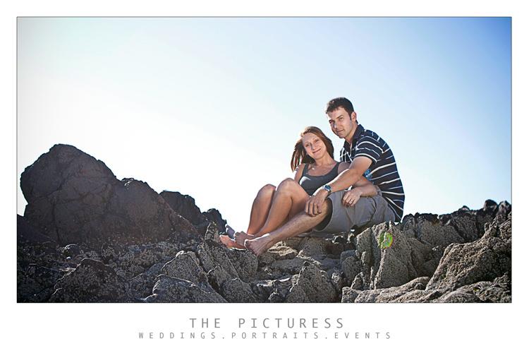 Blouberg Couple Portraits