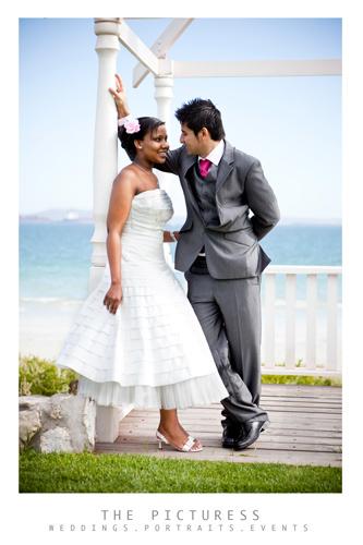 Wedding in Hopefield