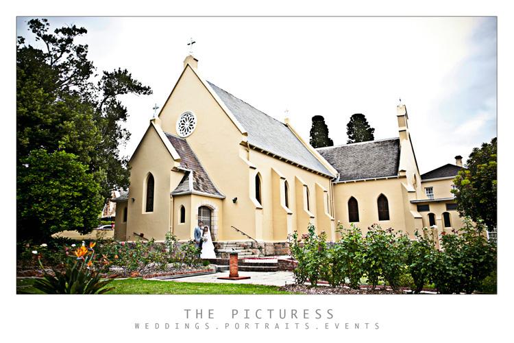 Cape Town Wedding Photos