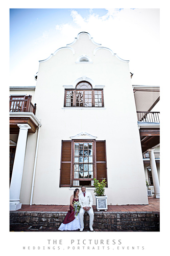 Kelvin Grove wedding photos