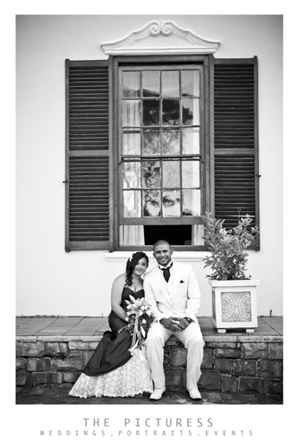 Cape Town Wedding Photos