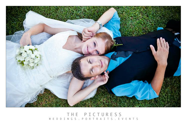 Nelson Creek Wedding Photos