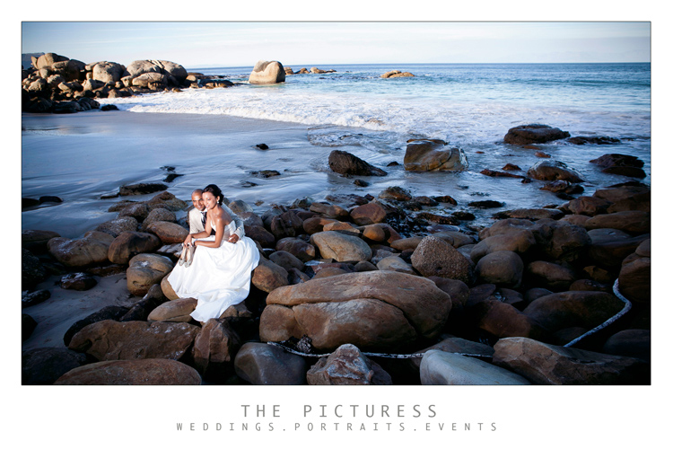 Simonstown Wedding