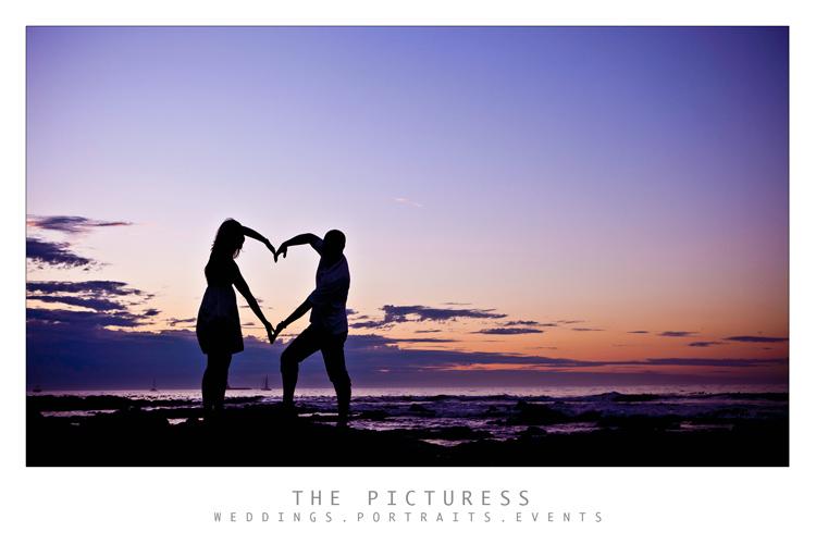 Cape Town Engagement Photos