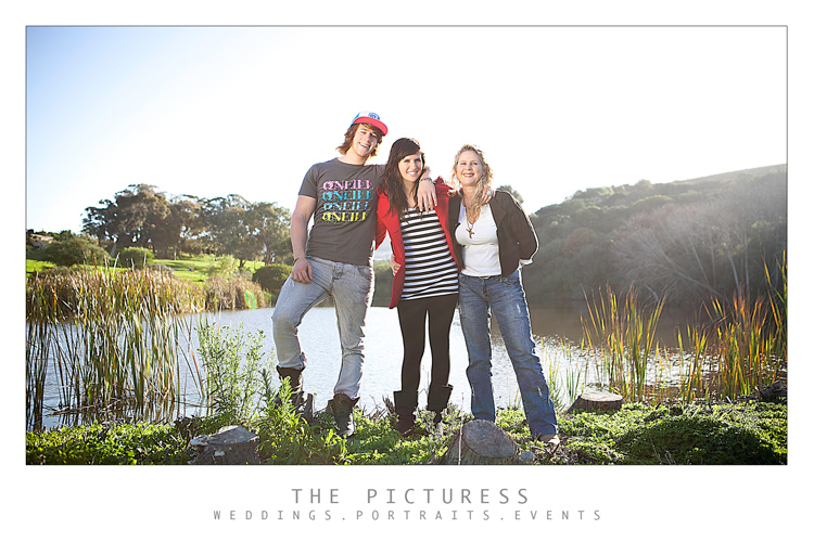 Cape Town Family Portraits