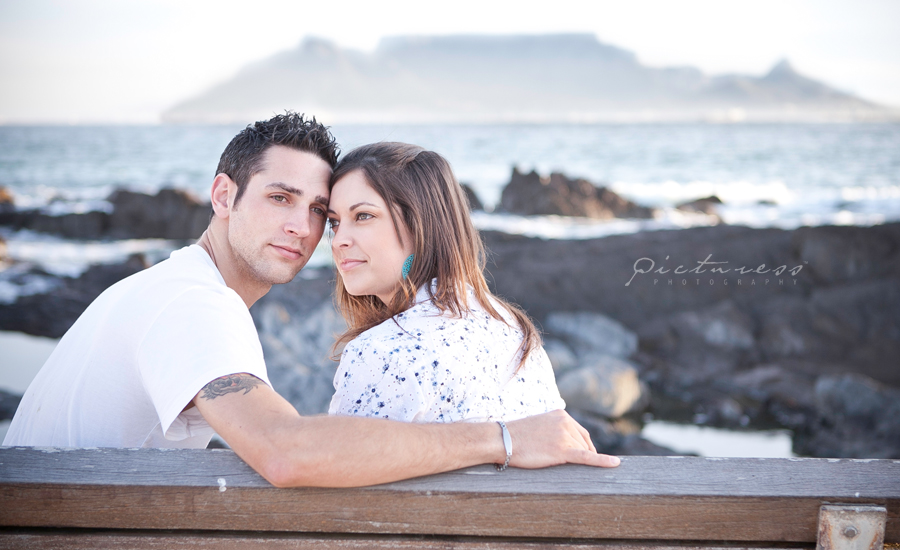 Cape Town Engagement Photos