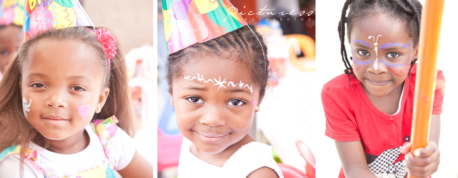 Cape Town birthday party photography
