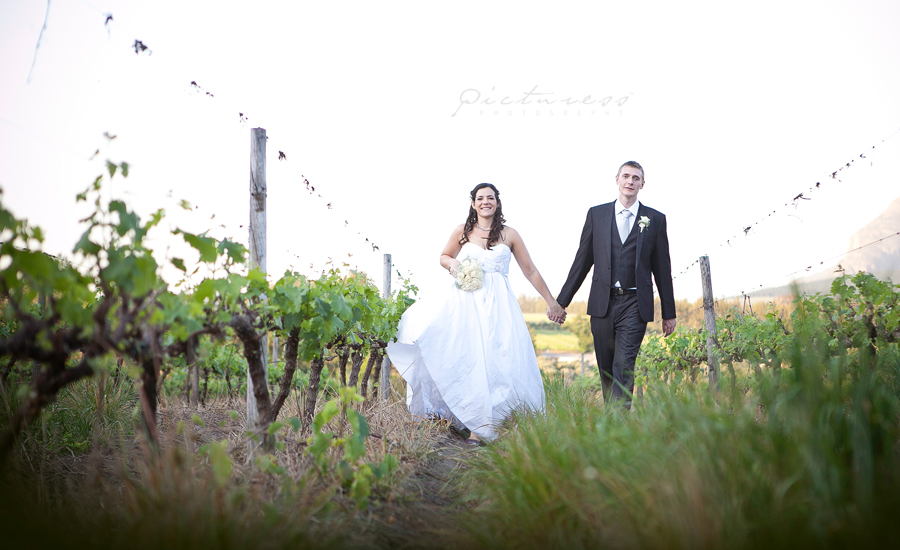 Palmiet Valley Wedding Photos