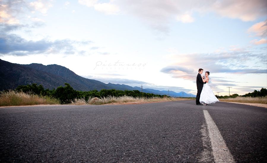 Citrusdal Wedding Photos