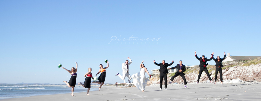 Milnerton Beach Wedding Photos