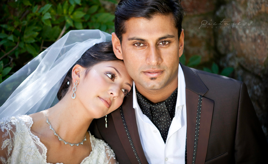 Cape Town Muslim wedding photos