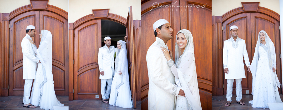 Cape Town Muslim Wedding