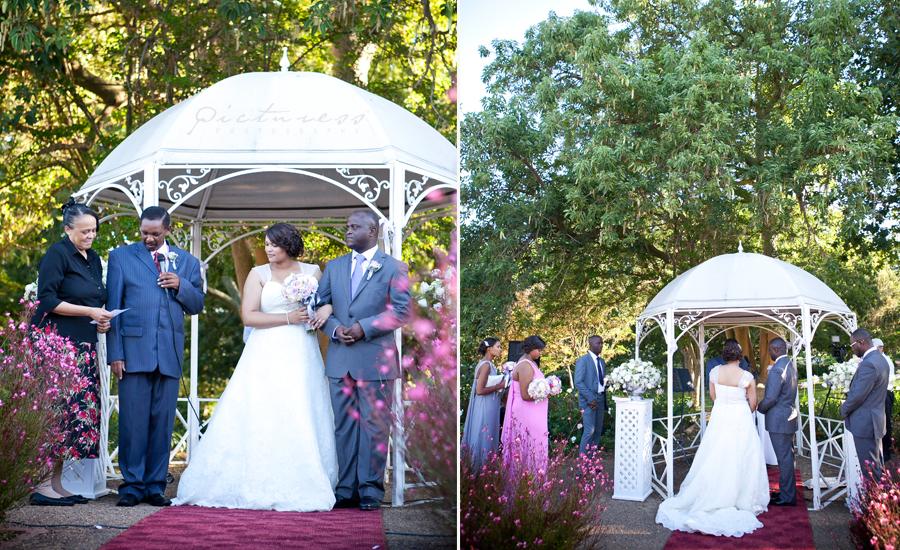 Kehinde & Natasha � Neethlingshof Wedding Photos | Picturess