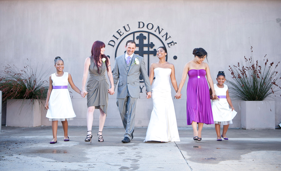 Dieu Donne Wedding