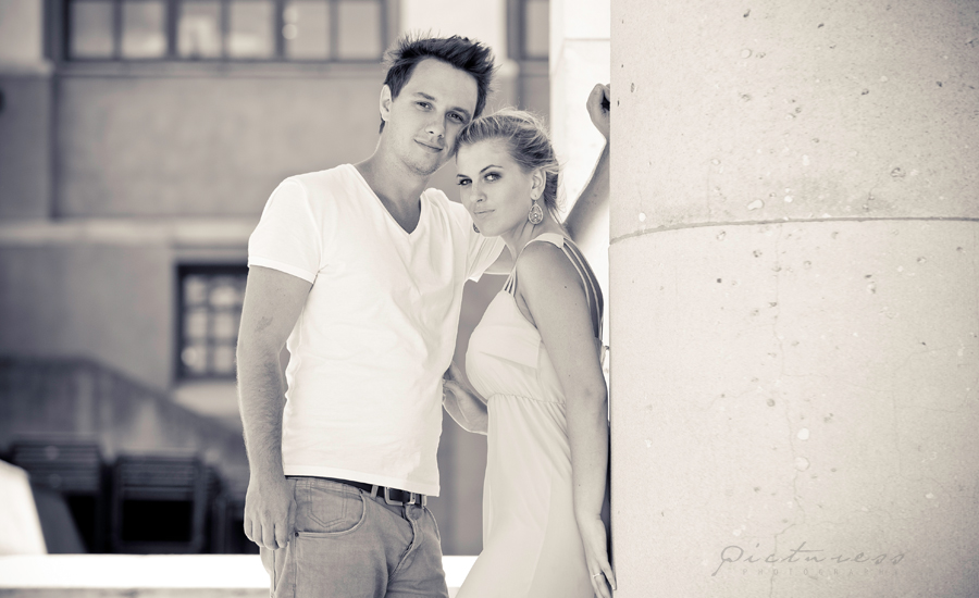 Cape Town Pre Wedding Photoshoot