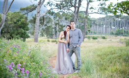 Janita & Phil – Pre wedding photos in Cape Town