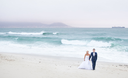 Marc & Samantha – Wedding at Blowfish Restaurant in Blouberg