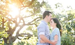 Gihan & Simone – Stellenbosch Engagement Shoot