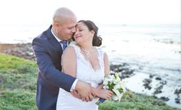 Garth & Celeste – Granger Bay Wedding Photos