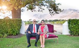 Linda Evon 70th Birthday Party – Catharina's at Steenberg Golf Estate