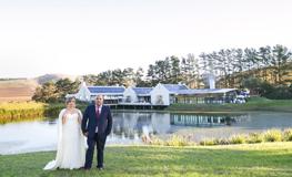 Janine & Brent – Wedding Photos at Nitida