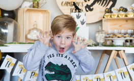 Camden's 4th Birthday Party – Cape Town Party Photographer