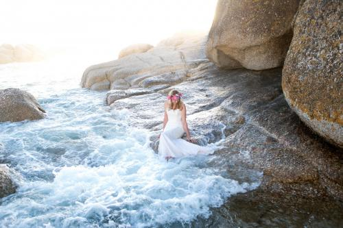 Trash the dress shoots in Cape Town