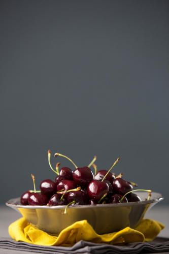Fresh food photography
